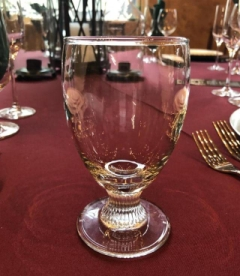 Rental store for GLASS, WATER GOBLET   10.5 OZ in Whitefish MT
