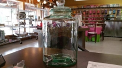 Rental store for BEVERAGE JAR 3 GAL RND NO STAND in Whitefish MT