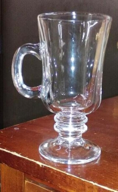 Rental store for GLASS, IRISH COFFEE CUP 8.5OZ in Whitefish MT