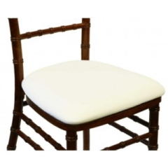 Rental store for CHAIR, CHIAVARI- HARD BOTTOM CUSHION in Whitefish MT