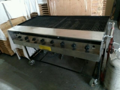 Rental store for BBQ 24  X 60  ON WHEELS in Whitefish MT