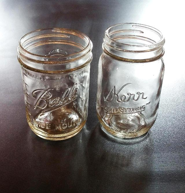 Where to find GLASS, MASON JAR 16OZ in Whitefish