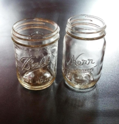 Rental store for GLASS, MASON JAR 16OZ in Whitefish MT