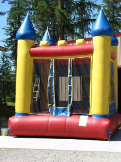 Rental store for BOUNCE HOUSE, BUBBA JR in Whitefish MT