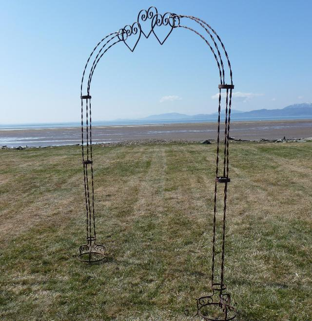 Where to find RUST IRON ARCH in Whitefish