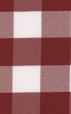 Rental store for LINEN, NAPKIN GINGHAM RED 17 in Whitefish MT