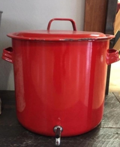 Rental store for BEVERAGE POT, RED 8QT in Whitefish MT