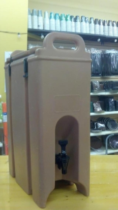 Rental store for CAMBRO, 5.5 GAL COFFEE BEIGE in Whitefish MT