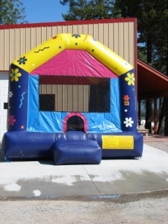 Rental store for BOUNCE HOUSE, BUBBA GIRL in Whitefish MT