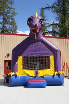 Rental store for BOUNCE HOUSE, DRAGON in Whitefish MT