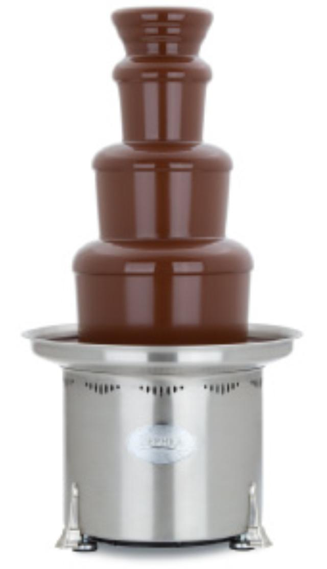 Where to find CHOCOLATE FOUNTAIN, COMMERCIAL in Whitefish