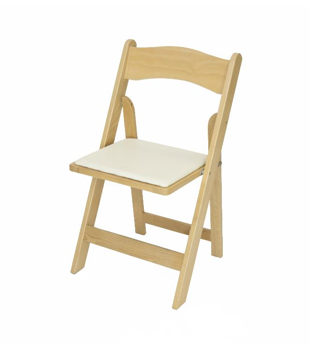 Where to find CHAIR, FOLDING NATURAL WOOD in Whitefish