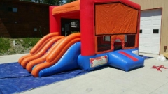 Rental store for BOUNCE HOUSE, DUAL SLIDE in Whitefish MT