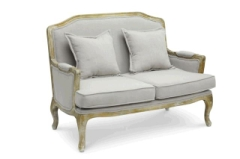 Rental store for CHAIR, FRENCH ANTIQUE LOVESEAT in Whitefish MT