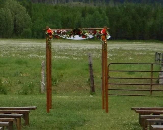 Where to find CHUPPAH ARCH COVER in Whitefish