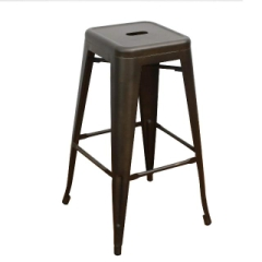 Rental store for BAR STOOL METAL COPPER in Whitefish MT
