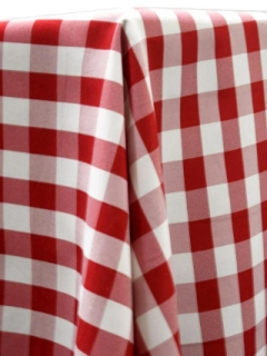 Rental store for GINGHAM RED LINENS in Whitefish MT