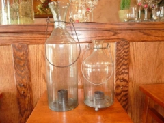 Rental store for GLASS LANTERNS in Whitefish MT