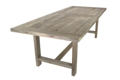 Rental store for ELMWOOD, FARM TABLE 8FT in Whitefish MT