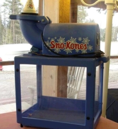 Rental store for SNO-KONE MACHINE in Whitefish MT