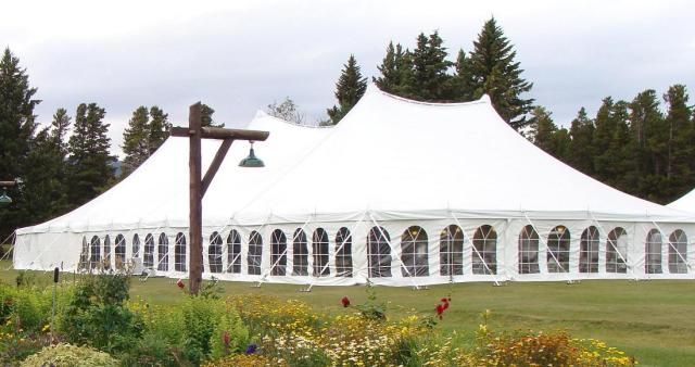 Rent Pole Tents