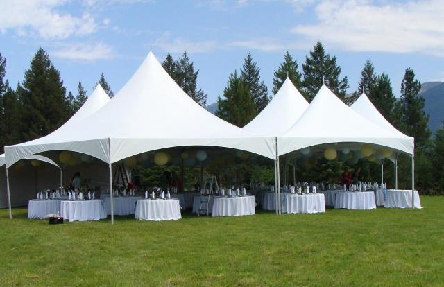Rent High Peak Tents